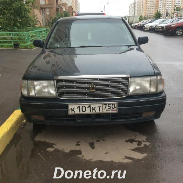 Toyota Crown,  1997 г.  145000 км
