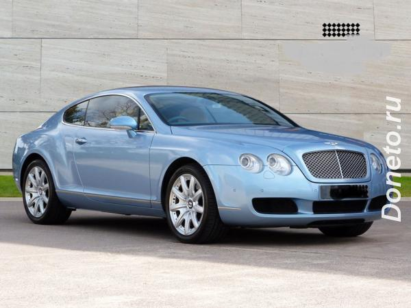 Bentley Continental,  2005 г.  78650 км