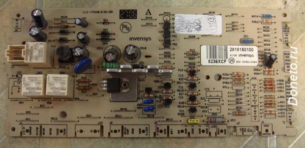 Электронный модуль beko