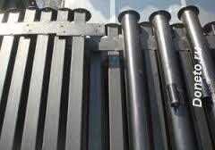 Столбы металлические в Курске с бесплатной доставкой