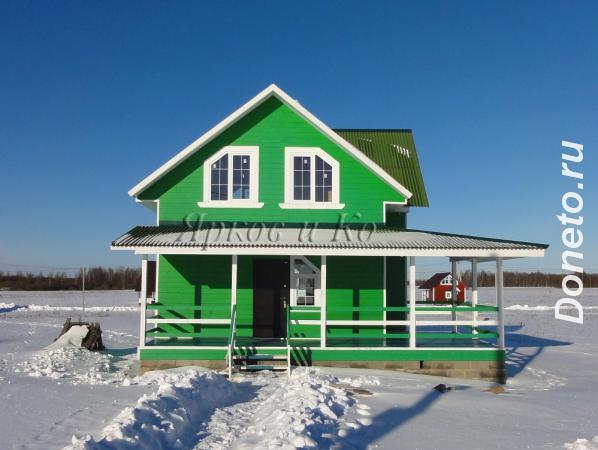 Продаю  дом  108 кв.м  деревянный