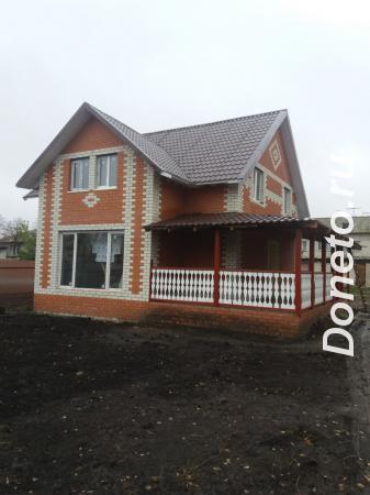 Продаю  дом  145 кв.м  кирпичный