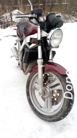 Продам HONDA BROS 400