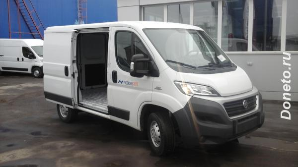 Fiat Ducato VAN SWB H1 25 low roof