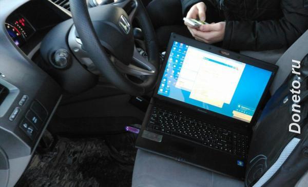 Чип тюнинг Прошить Евро2 Автомобиль