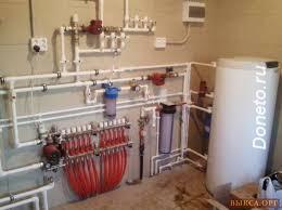 Сантехник, отопление, теплый пол, водопровод, канализация дома